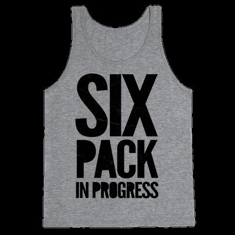 Six Pack In Progress