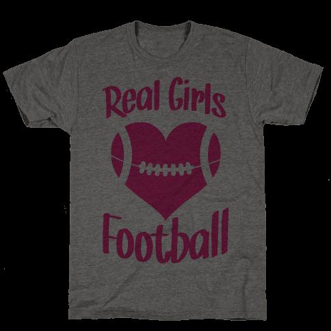 Real Girls Love Football