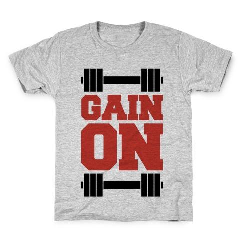 Gain On Kids T-Shirt