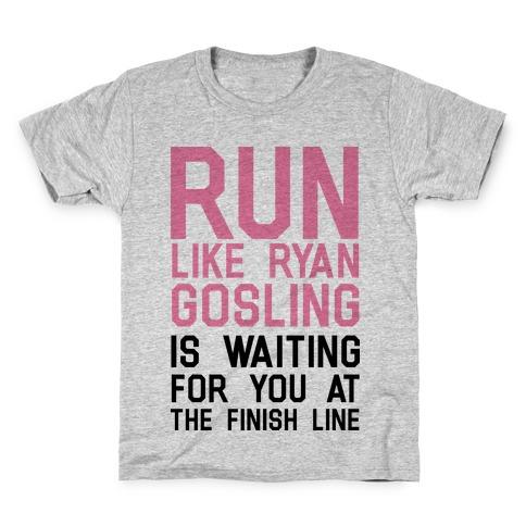 Run For Gosling Kids T-Shirt
