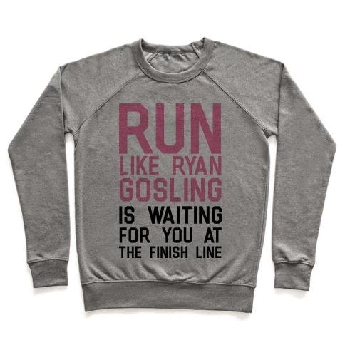 Run For Gosling Pullover