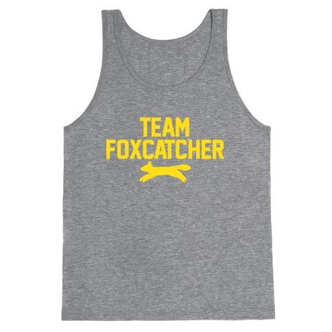 Team Foxcatcher Tank Top
