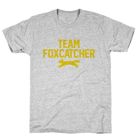 Team Foxcatcher Mens T-Shirt