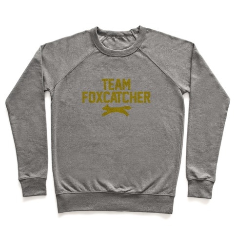 Team Foxcatcher Pullover