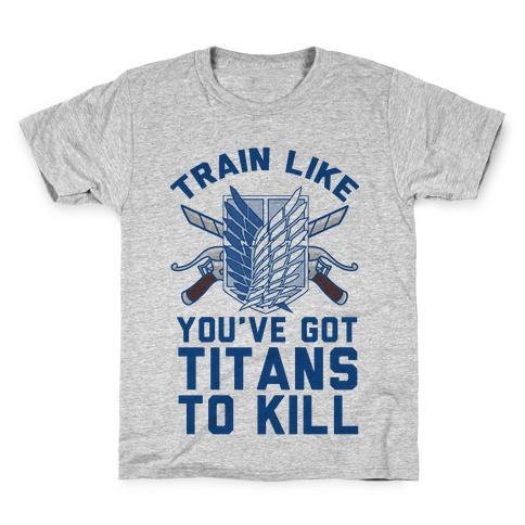 Titans To Kill Kids T-Shirt