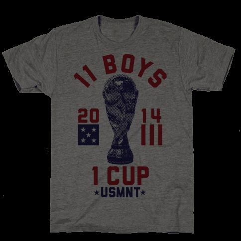 11 Boys 1 Cup