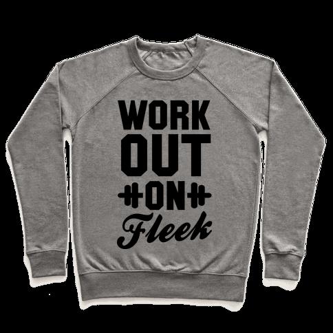 Workout on Fleek Pullover