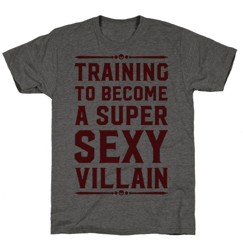 Training to Become a Super Sexy Villain
