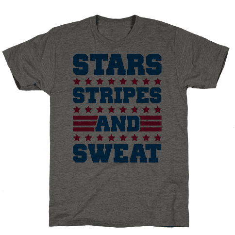 Stars Stripes and Sweat