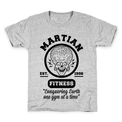 Martian Fitness Kids T-Shirt