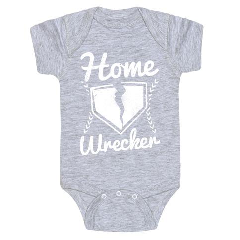 Home Wrecker Baby Onesy