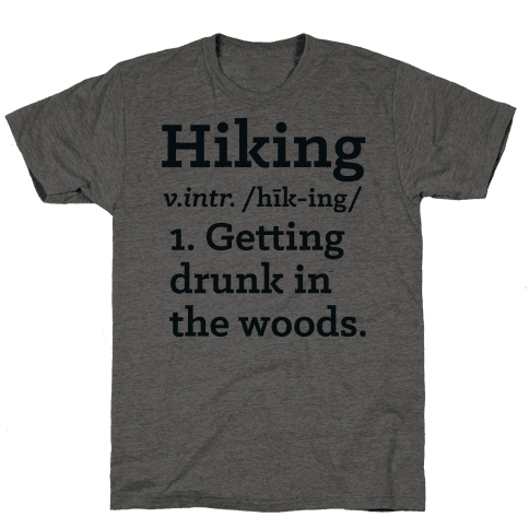 Hiking Definition