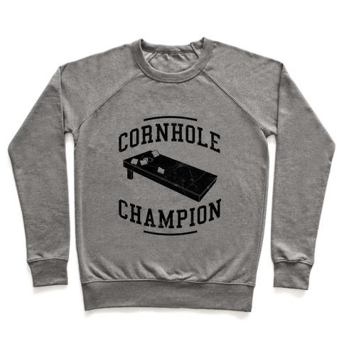 Cornhole Champion Pullover