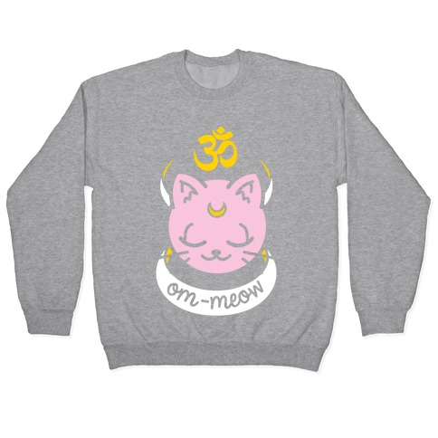 Om-Meow Pullover