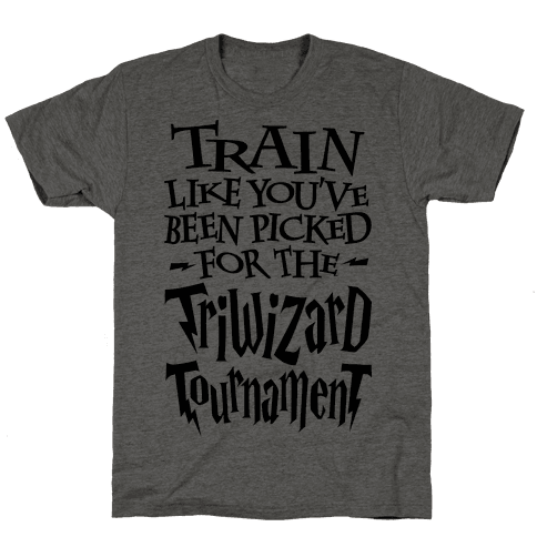 Train Like You've Been Picked For The Triwizard Tournament
