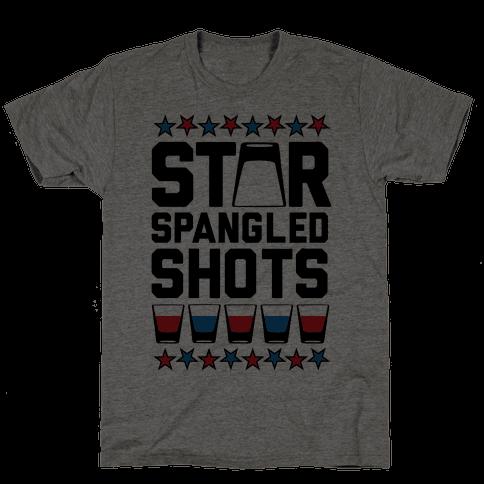 Star Spangled Shots