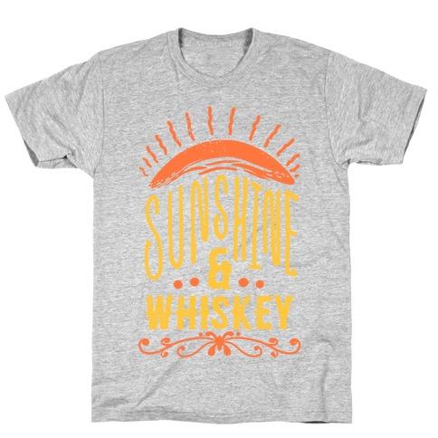 Sunshine and Whiskey T-Shirt