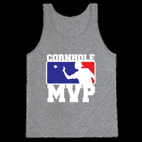 Cornhole MVP Tank Top