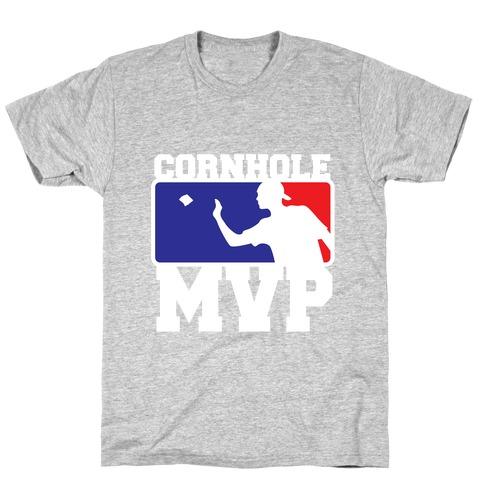 Cornhole MVP T-Shirt