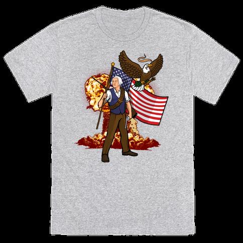 The Immortal George Washington