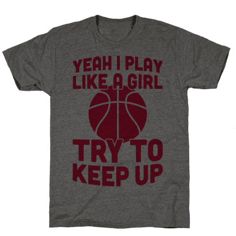 Yeah I Play Like A Girl