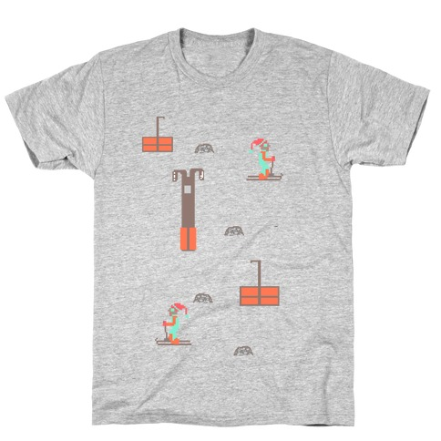 Free Ski T-Shirt