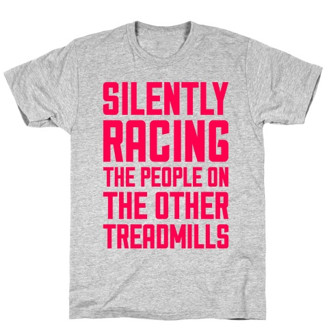 Silently Racing T-Shirt