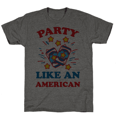 Party Like An American