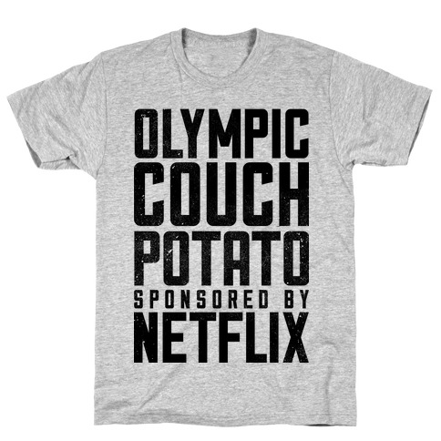 Olympic Couch Potato T-Shirt