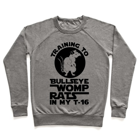 Training To Bullseye Womp Rats Pullover