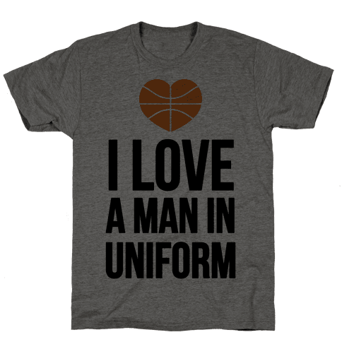 I Love a Man in Uniform (Basketball)