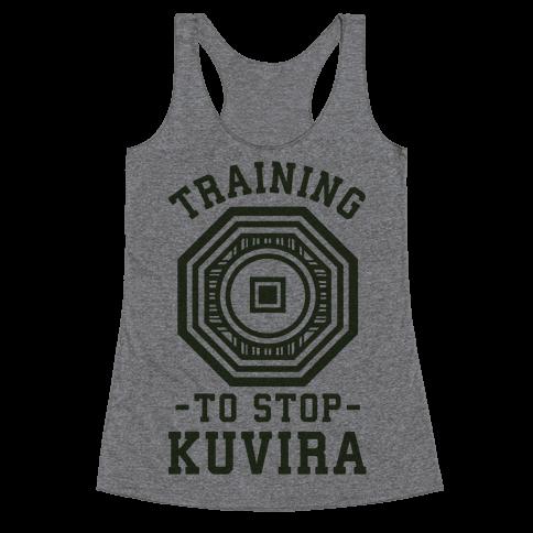 Training to Stop Kuvira