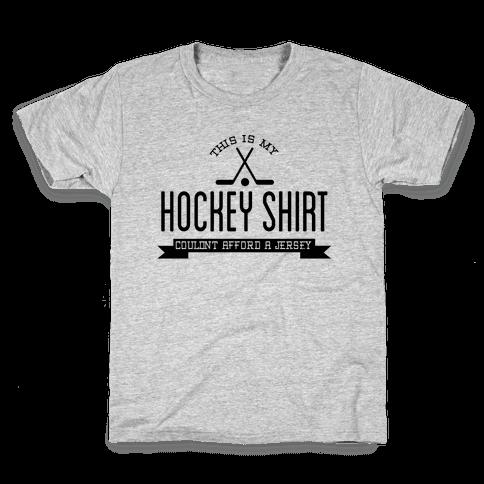 Hockey Shirt Kids T-Shirt