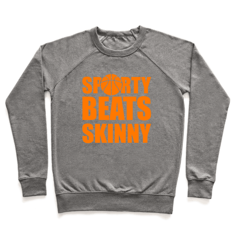Sporty Beats Skinny (Basketball) Pullover