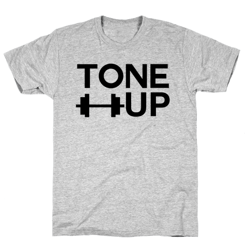 TONE UP (black font)