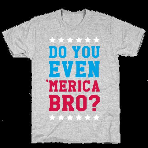 Merican Bro Mens T-Shirt