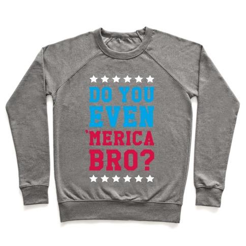 Merican Bro Pullover