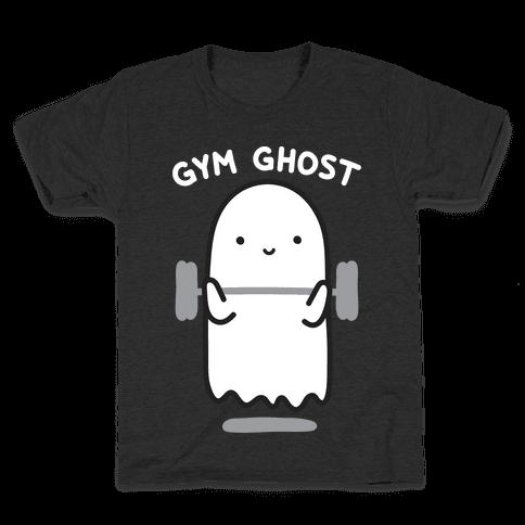 Gym Ghost Kids T-Shirt