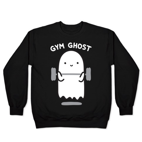 Gym Ghost Pullover