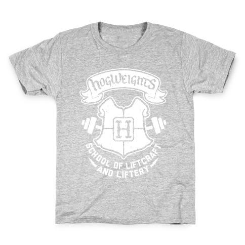 HogWeights Kids T-Shirt