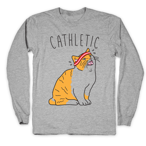 Cathletic Long Sleeve T-Shirt