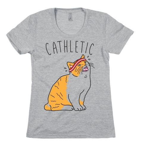 Cathletic Womens T-Shirt