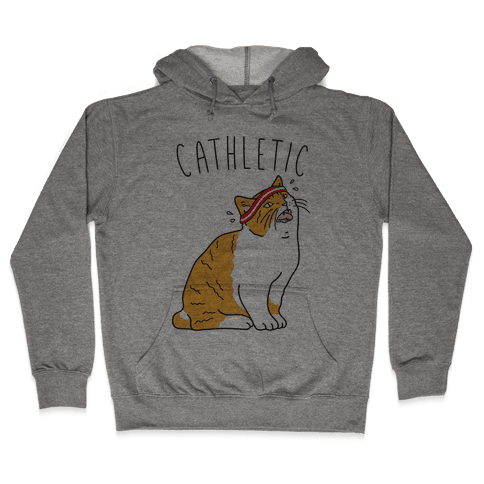 Cathletic Hooded Sweatshirt
