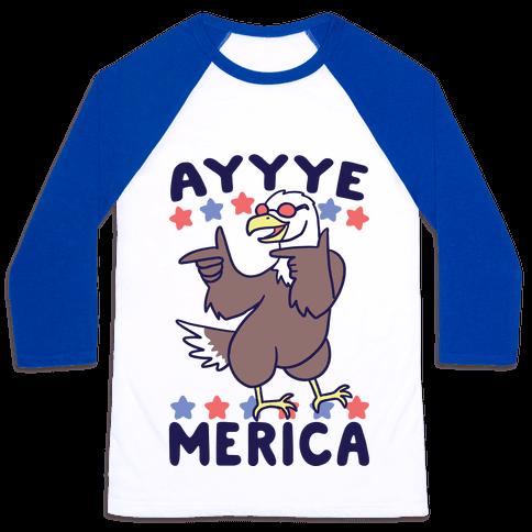 Ayyyyyye-Merica Baseball