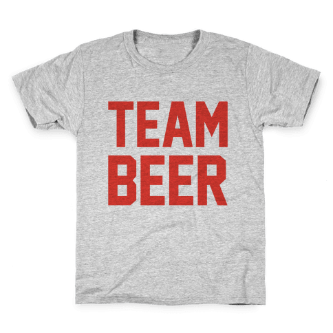 Team Beer Kids T-Shirt