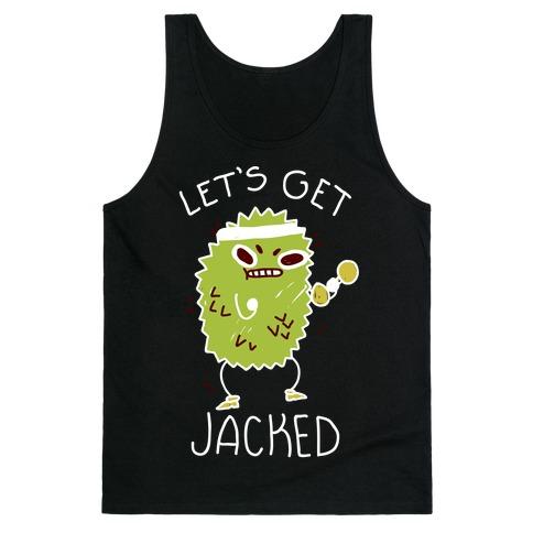 Let's Get Jacked Fruit Tank Top