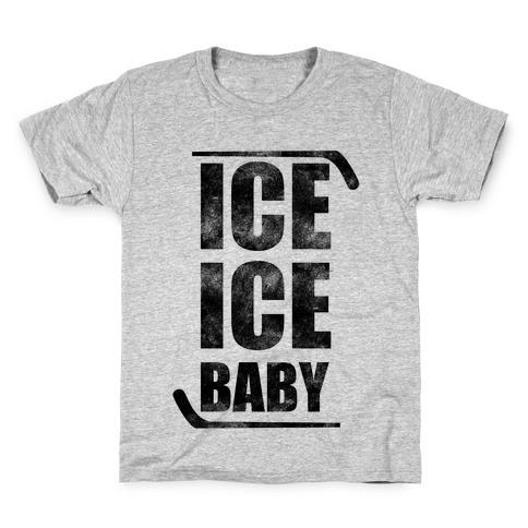 Ice Ice Baby Kids T-Shirt