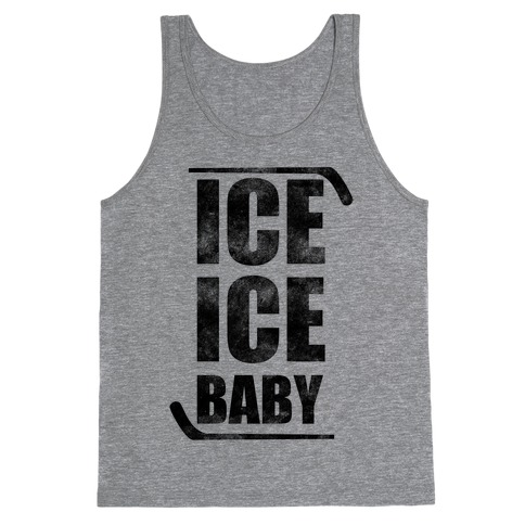 Ice Ice Baby Tank Top