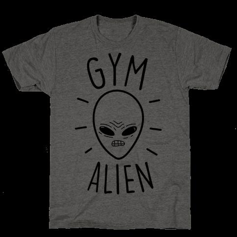 Gym Alien