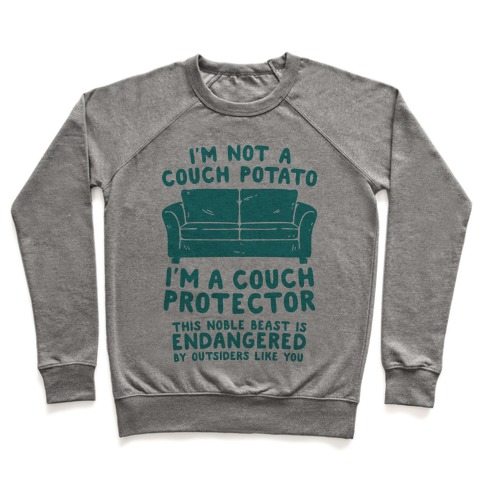 Couch Protector Pullover